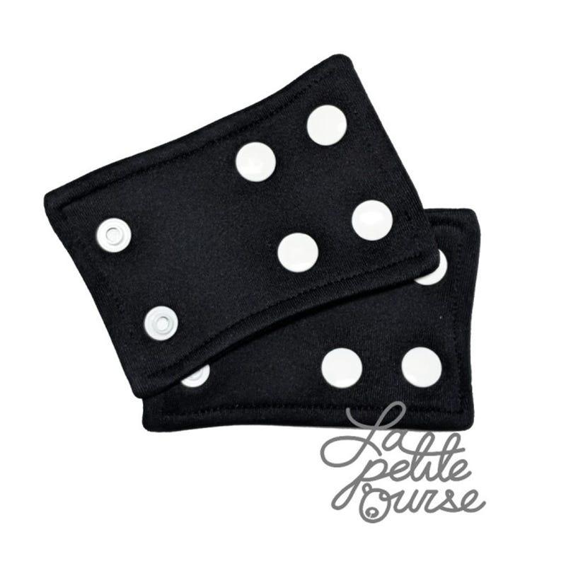 Cloth Diaper Extender - Black