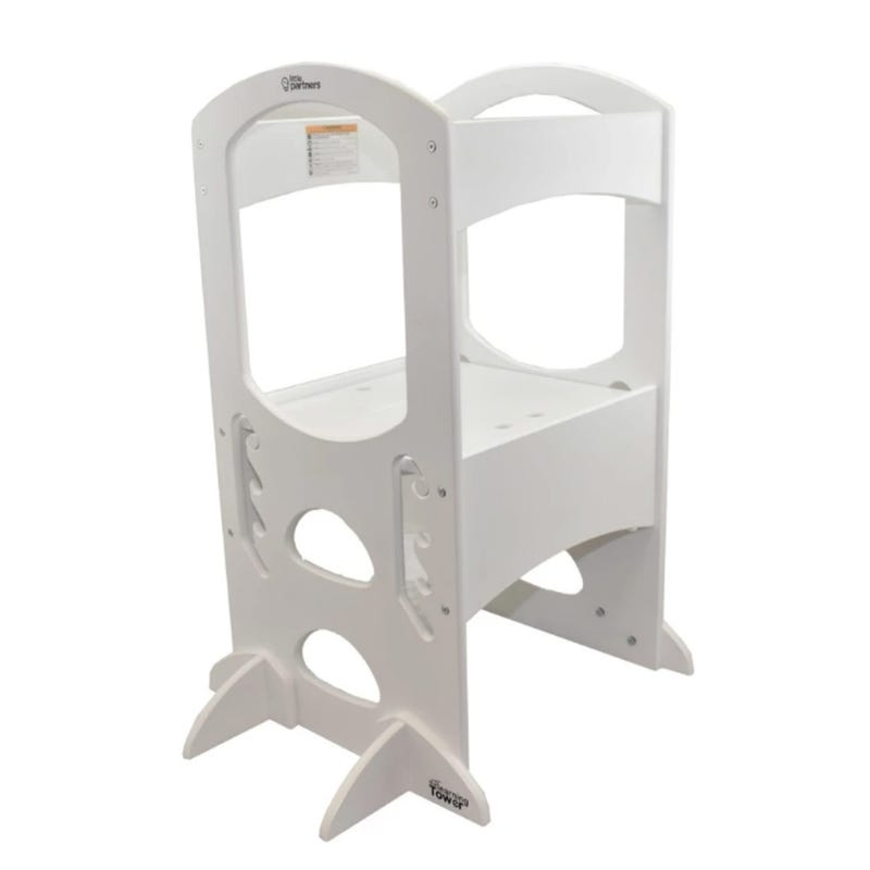 Original Learning Tower - White