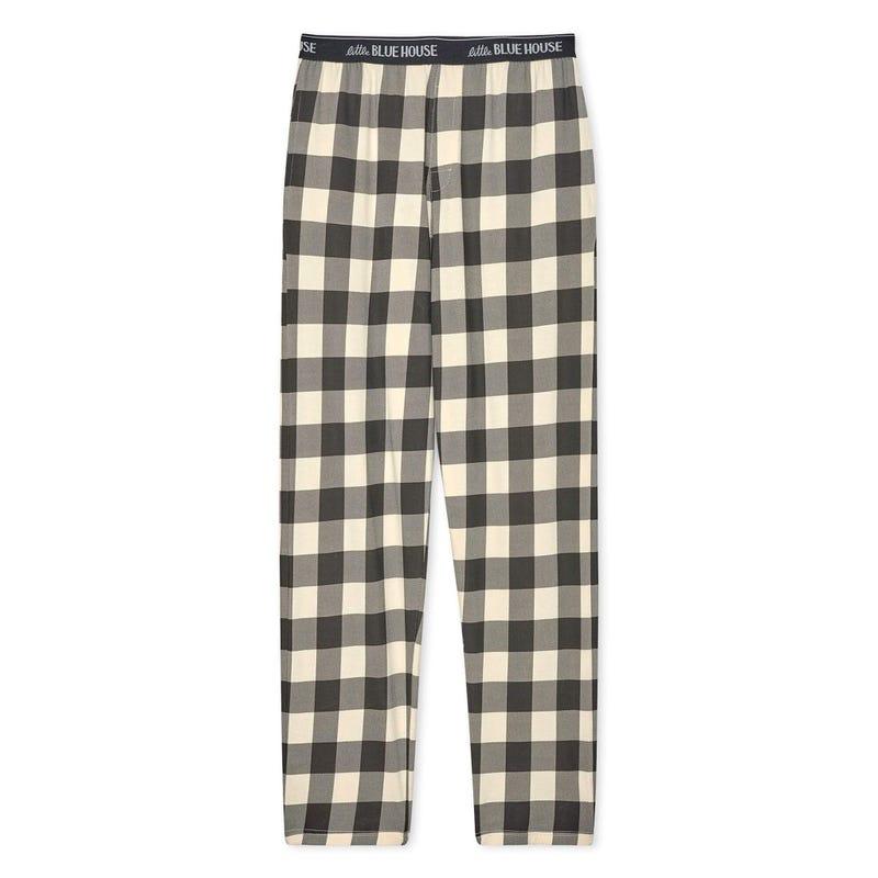 Pantalon Pyjama Ours Carreaux Adulte Homme