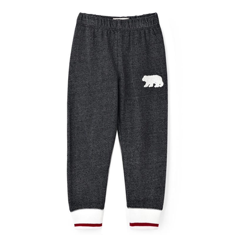 Pantalon Ouaté Ours 2-10ans
