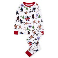 Pyjama Hockey 2-10ans