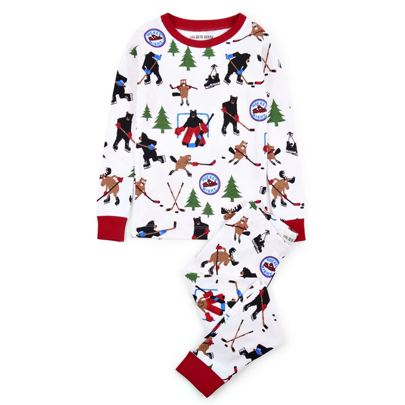 Pyjama Hockey 2-10ans