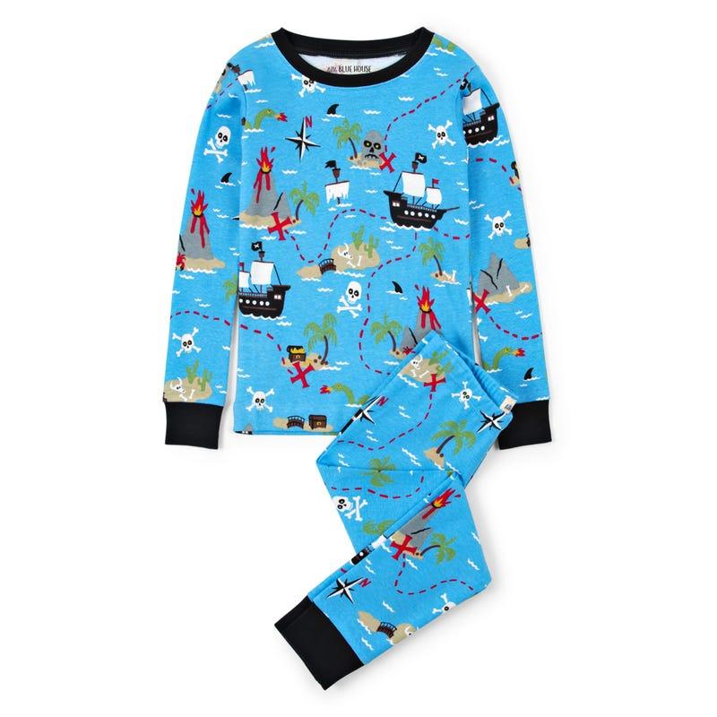 Pajama Set 2-10y - Pirates