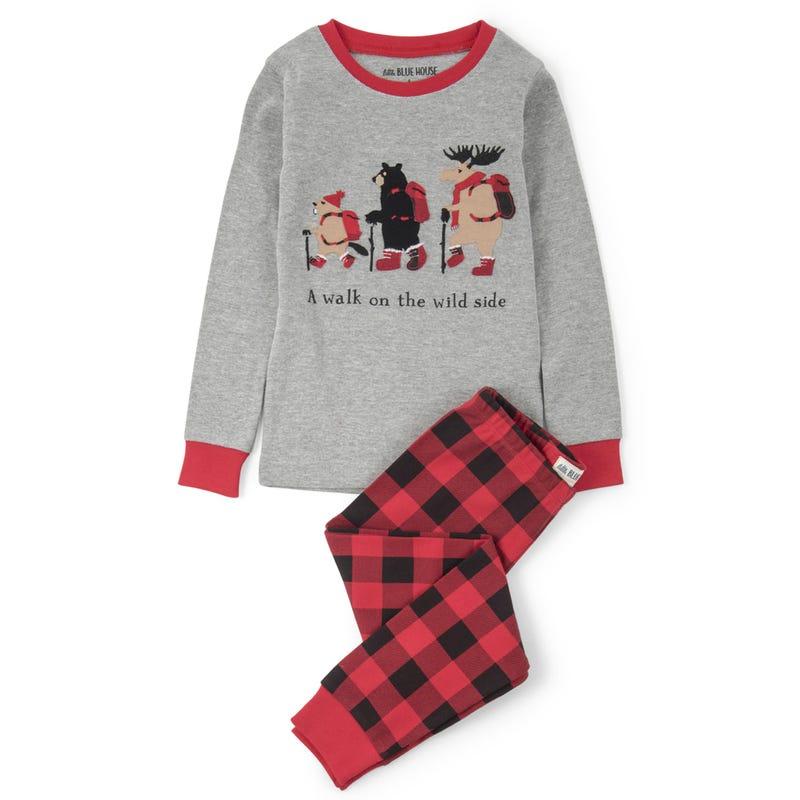 Pajama Set 2-10y - Wild Side