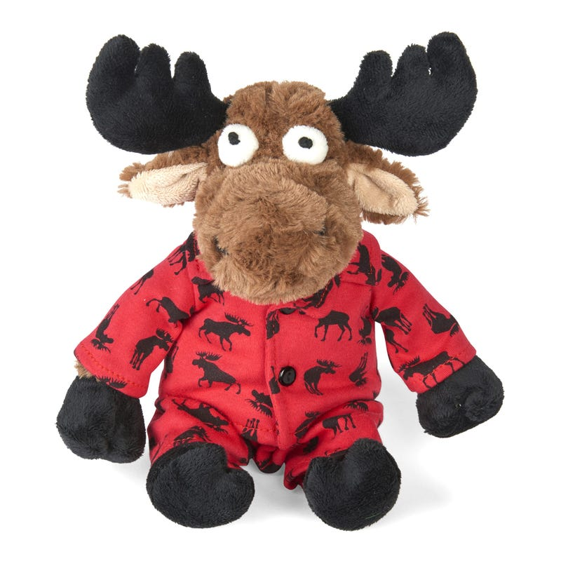 Moose Plush Animal