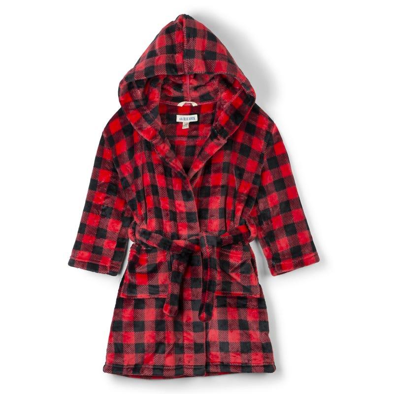 Buffalo check robe 2-10