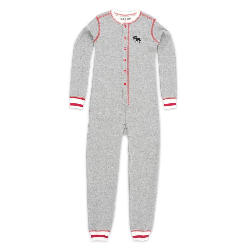 One-Piece Pajama 2-14y - Moose