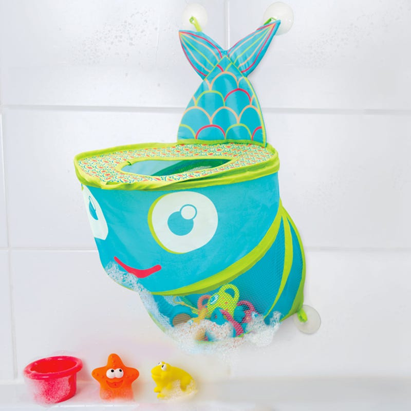 Large Net Storage for Bath - Fish