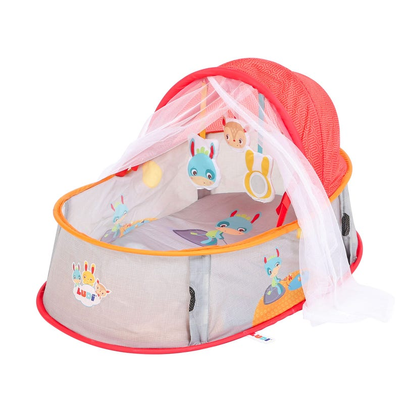 Moses Basket Travel system
