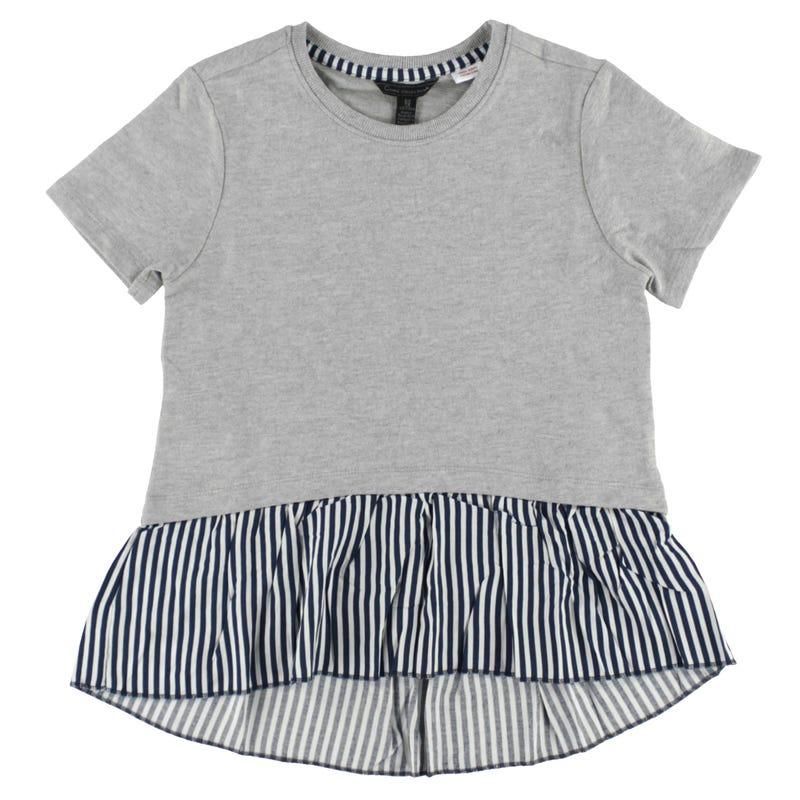 T-Shirt Rayé 7-16ans