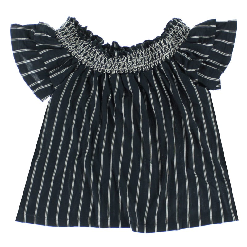 Striped Blouse 7-16y