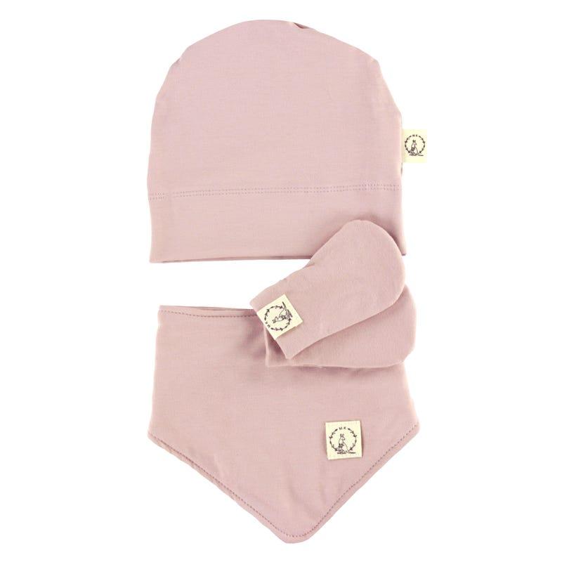 Kit Newborn Cotton - Blush Pink