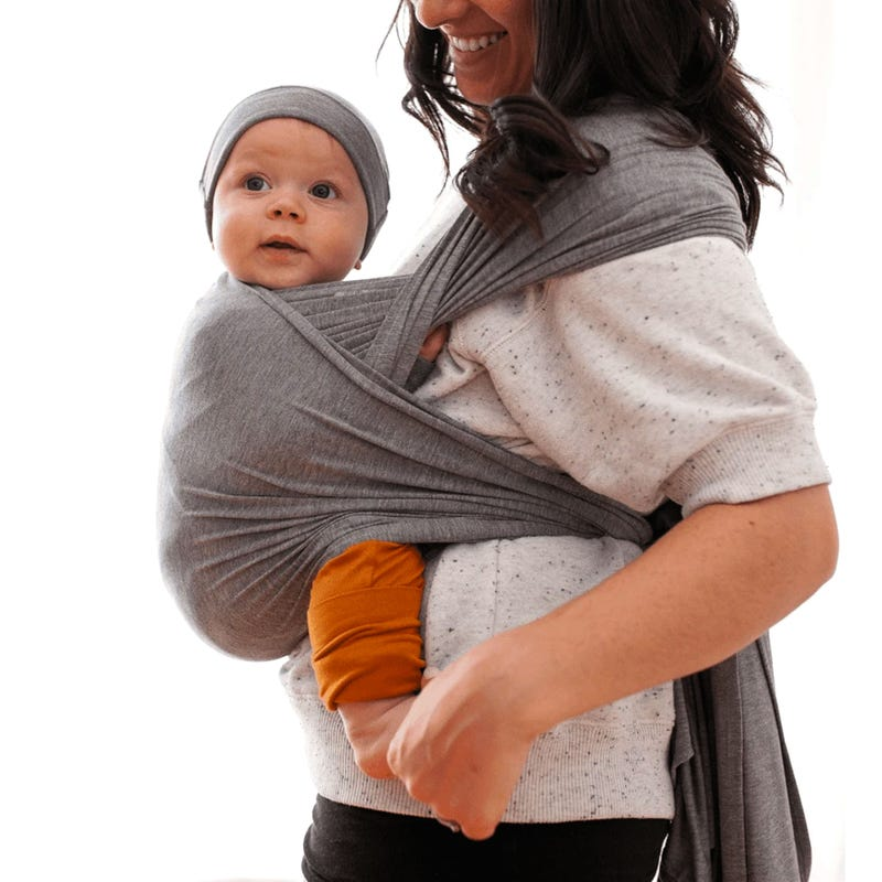Bamboo Sling Babycarrier MK - Clay