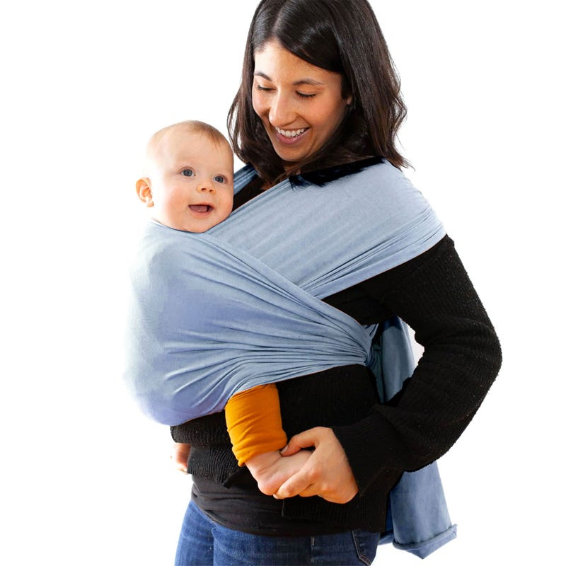 Cotton Sling Babycarrier MK - Blue