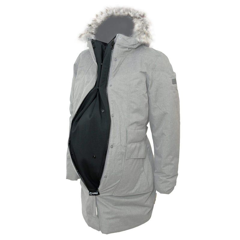 Bellyfit Jacket Extender - Black