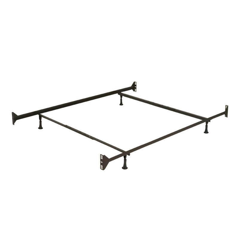 "Base De Métal Lit Double 54"" / Kit De Conversion Couchettes Convertibles"