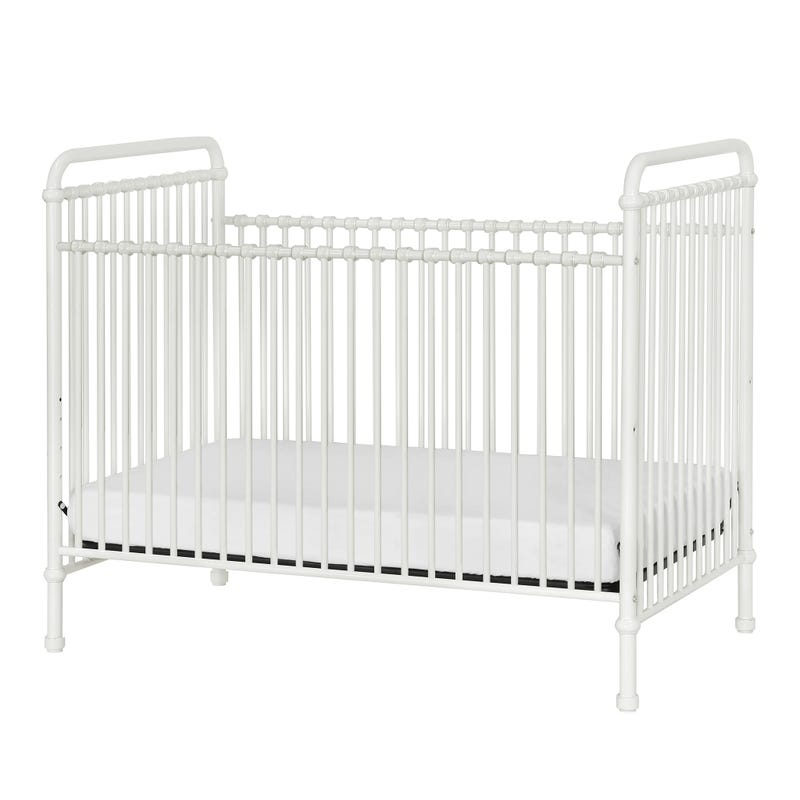 Abigail 3-in-1 Convertible Crib - Washed White
