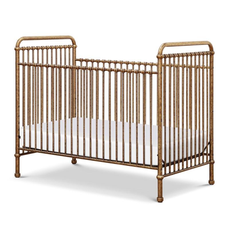 Abigail 3-in-1 Evolution Crib - Vintage Gold