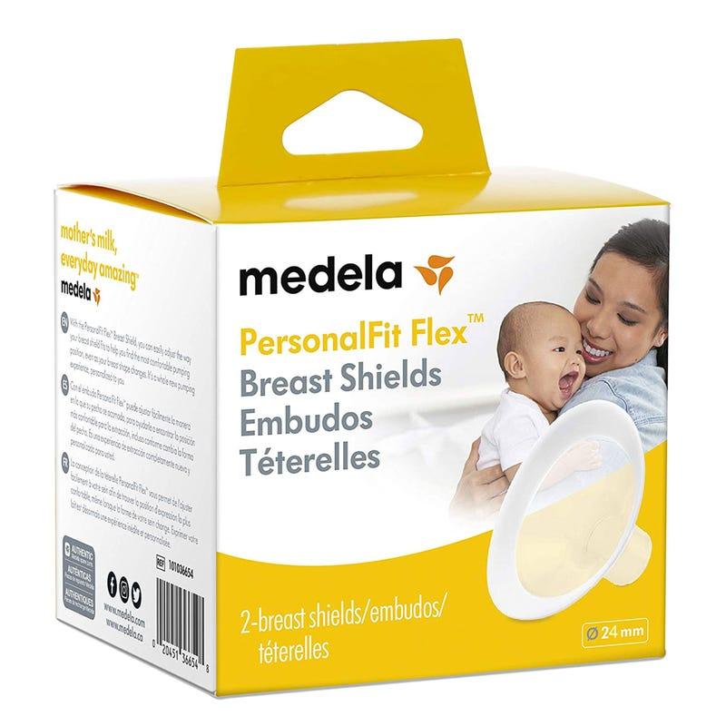PersonalFit Flex Breast Shields - 24mm