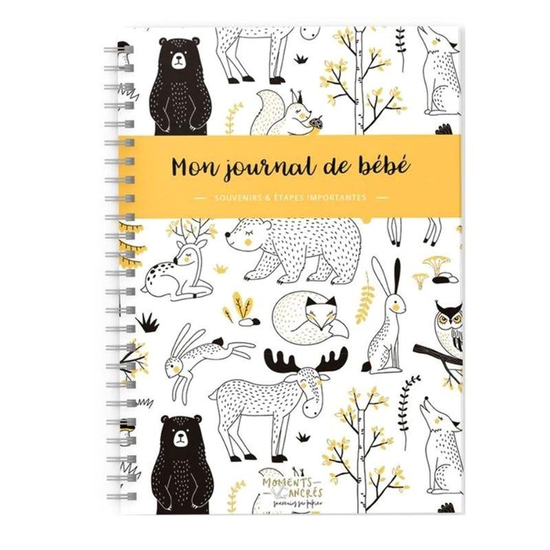 Mon Journal de Bébé - Forêt