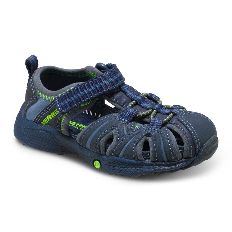 Hydro Hiker Sandals Sizes 5-8 - Navy