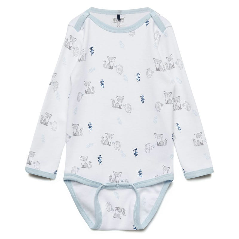 Bodysuit 0-6m - Fox