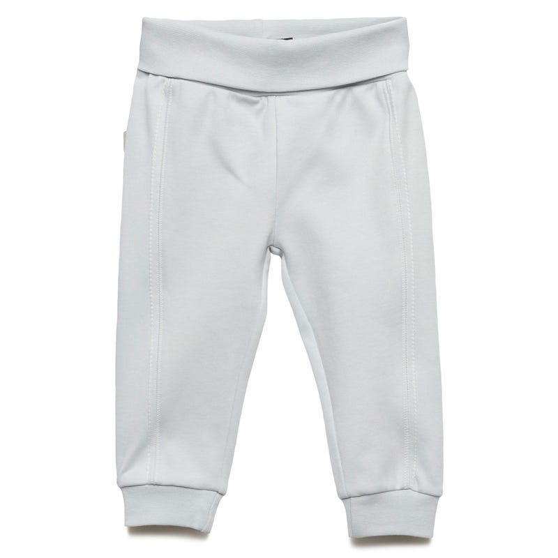 Pants 0-6m - Solid Grey