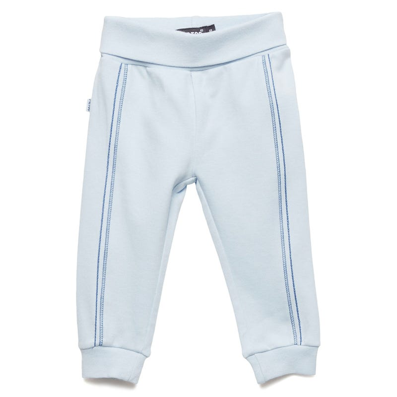 Pants 0-6m - Solid Blue