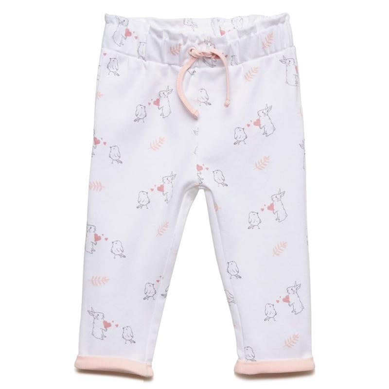Pants 0-6m - Bunnies