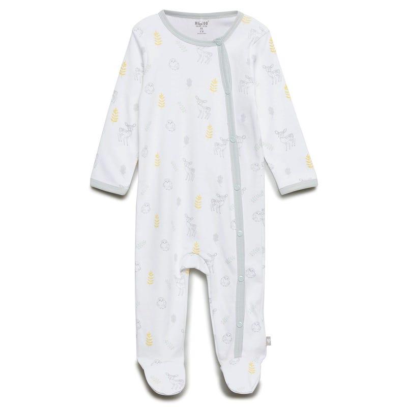 Pajama Set 0-6m - Forest