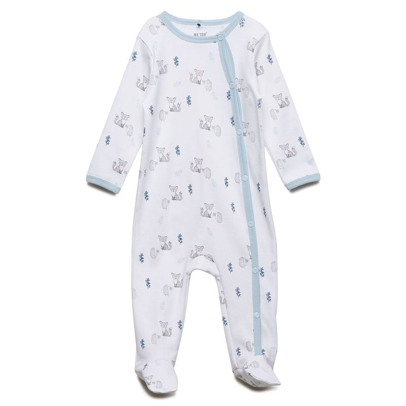 Pajama Set 0-6m - Bunnies
