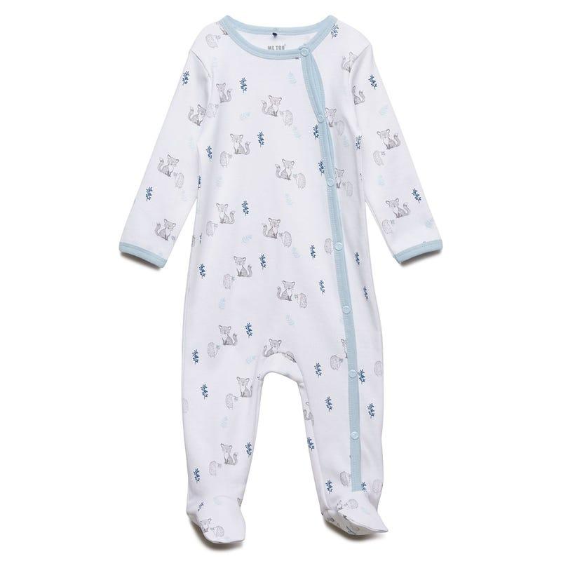 Pajama Set 0-6m - Fox