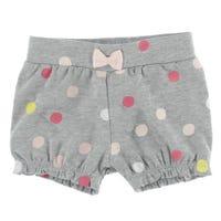 Shorts 0-9m - Circus Dots