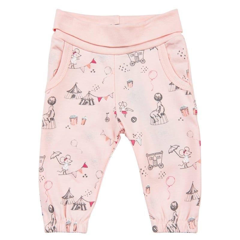 Pantalon Imprimé Cirque 0-12m