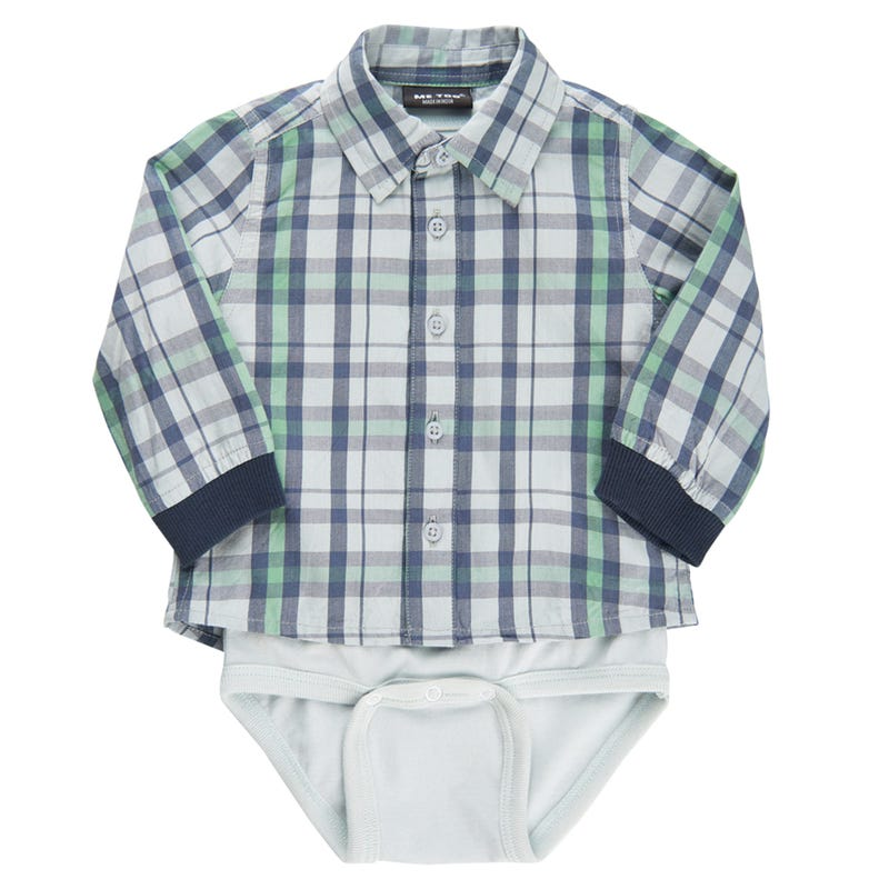 Tractor 1pc Shirt 0-18m