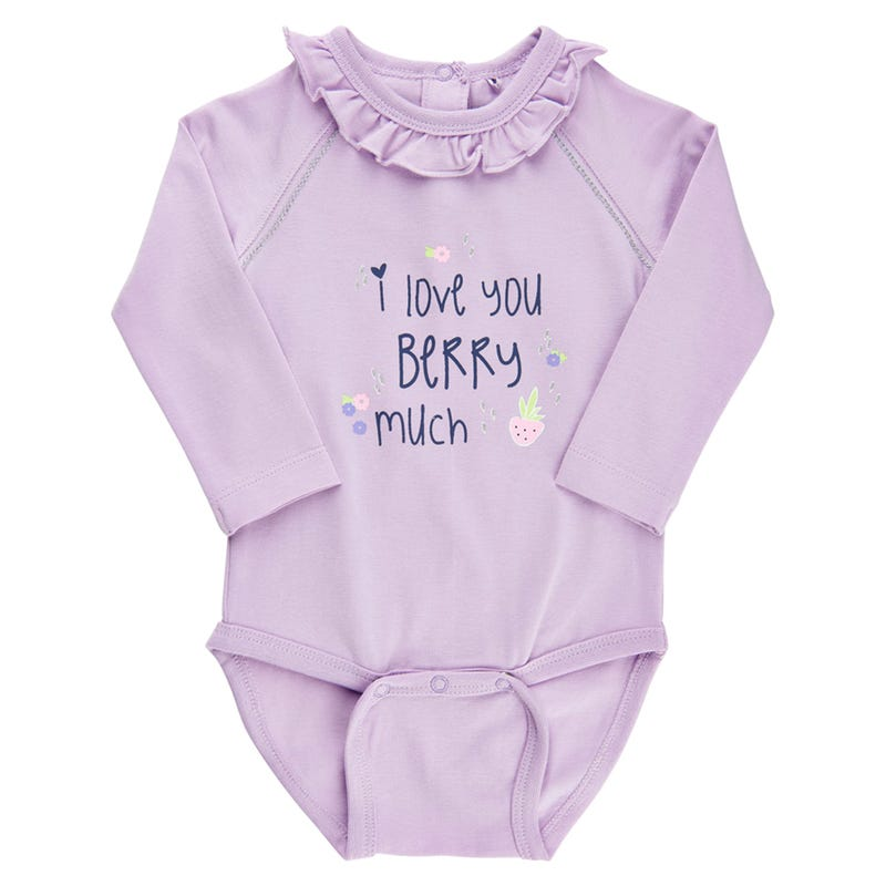 Cache-couche Lilas Me Too0-18m