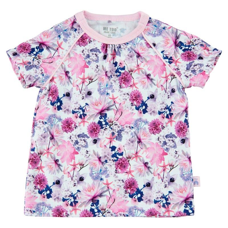 T-shirt Fleurs 0-18m