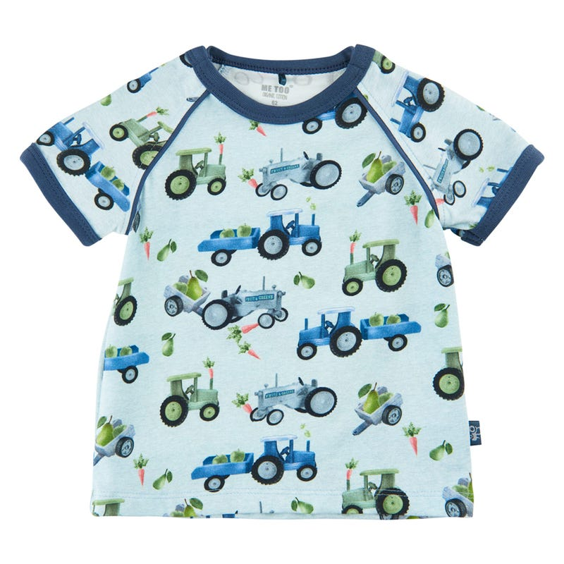 Tractor T-Shirt 0-18m