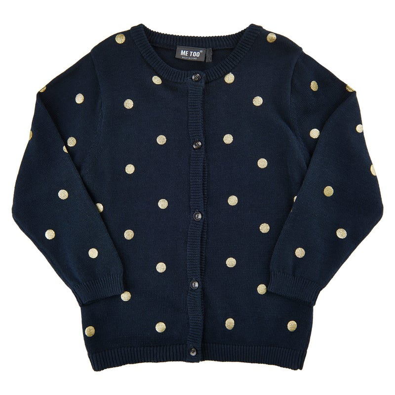 Magic dots cardigan 3-6