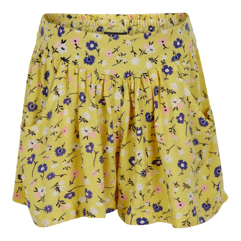 Flowers Shorts 3-6