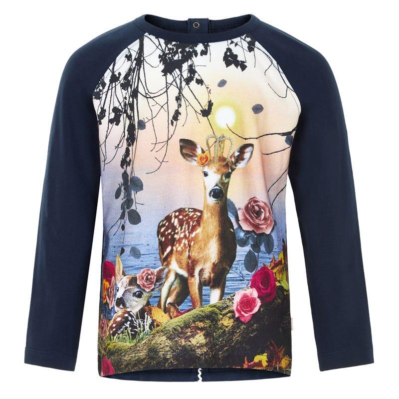 T-shirt Imprimé Bambi 4-7ans