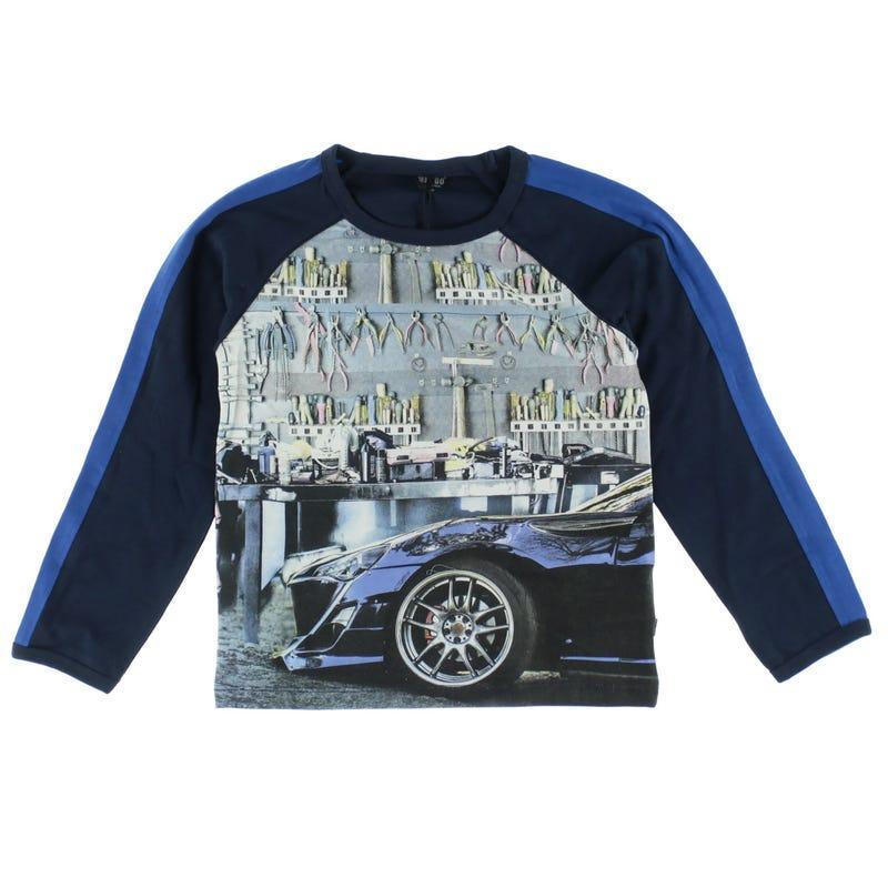 Race L/S T-Shirt 3-6
