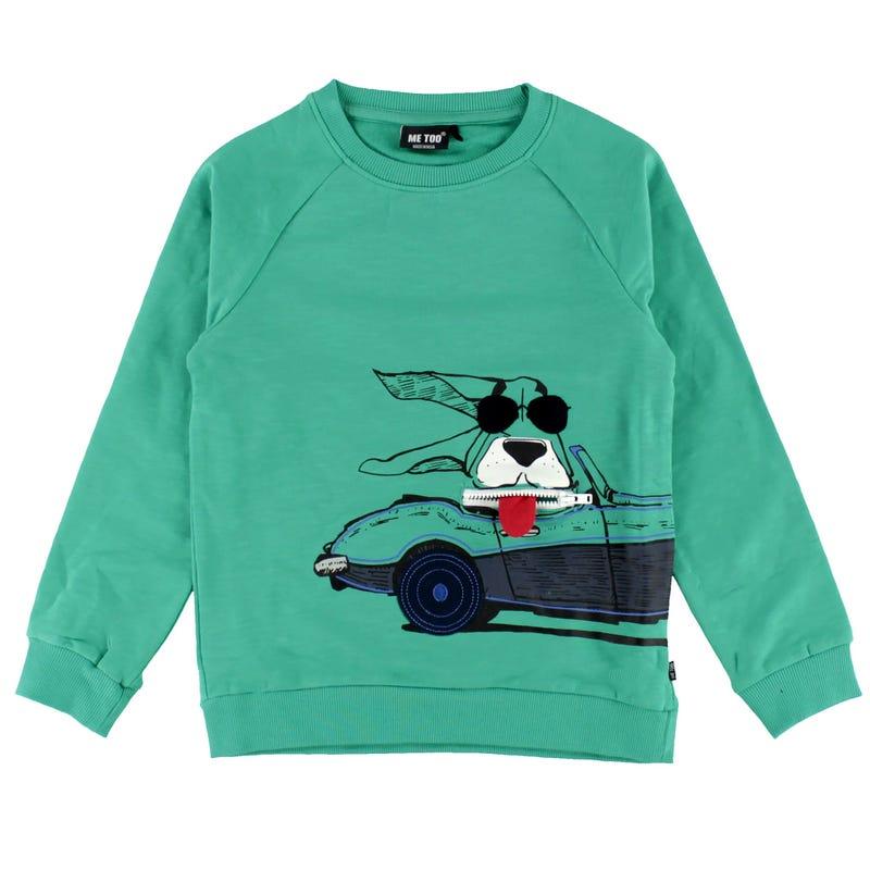 Race Dog Sweatshirt 3-6
