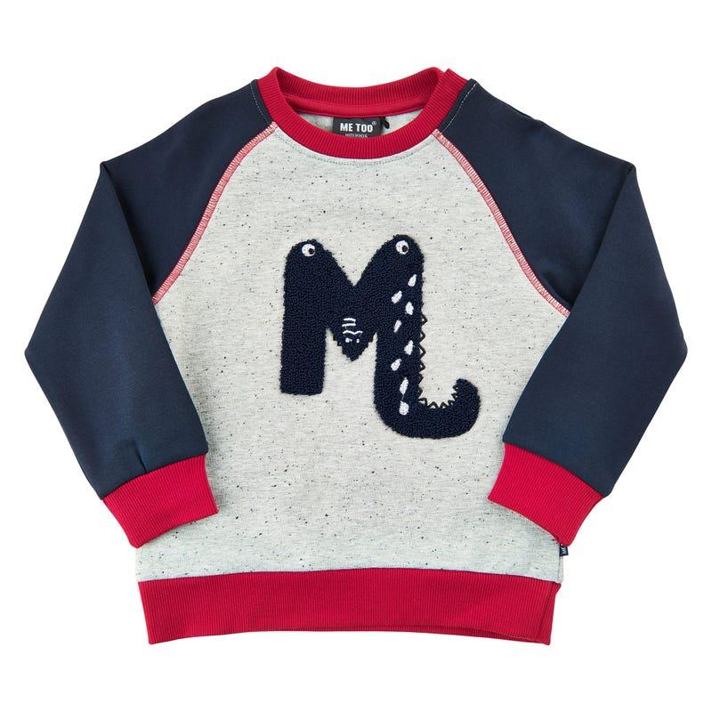 Spirit sweatshirt 3-6