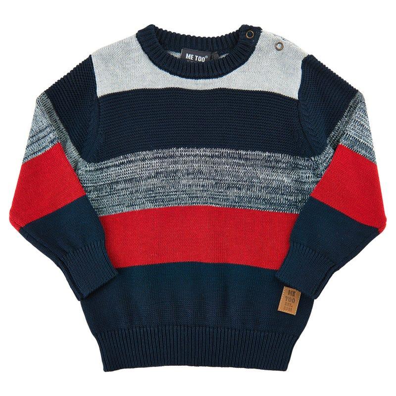 Spirit knit sweater 3-6