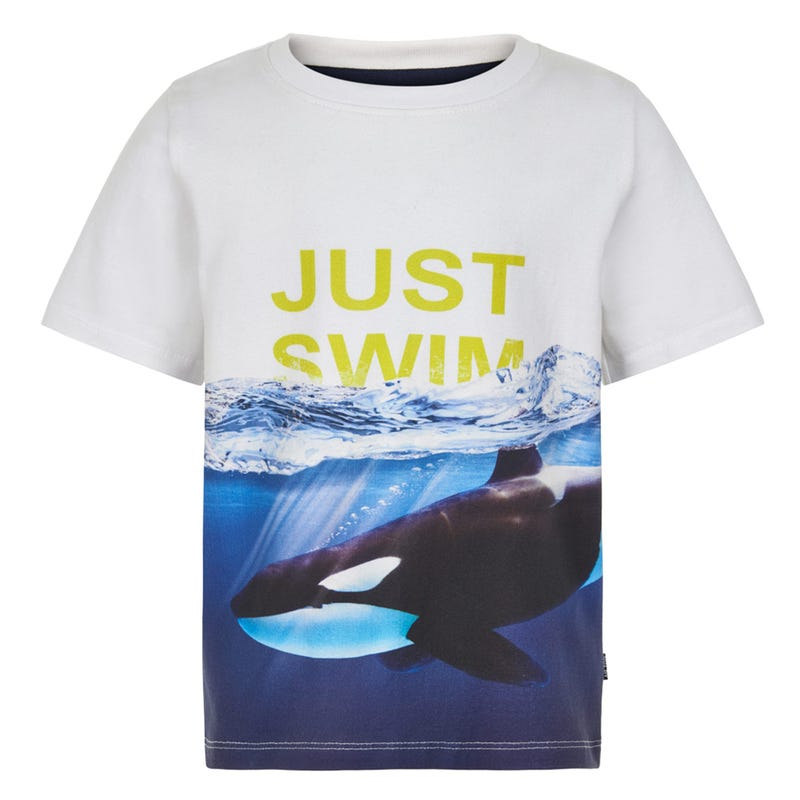 T-Shirt Swim Poissons 3-6