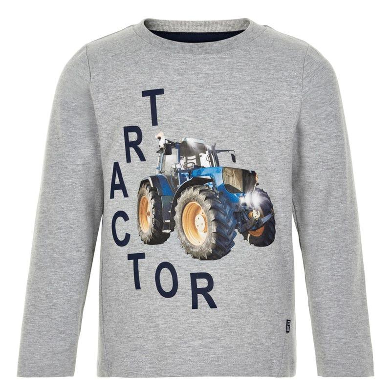 T-shirt Tracteur 4-7ans