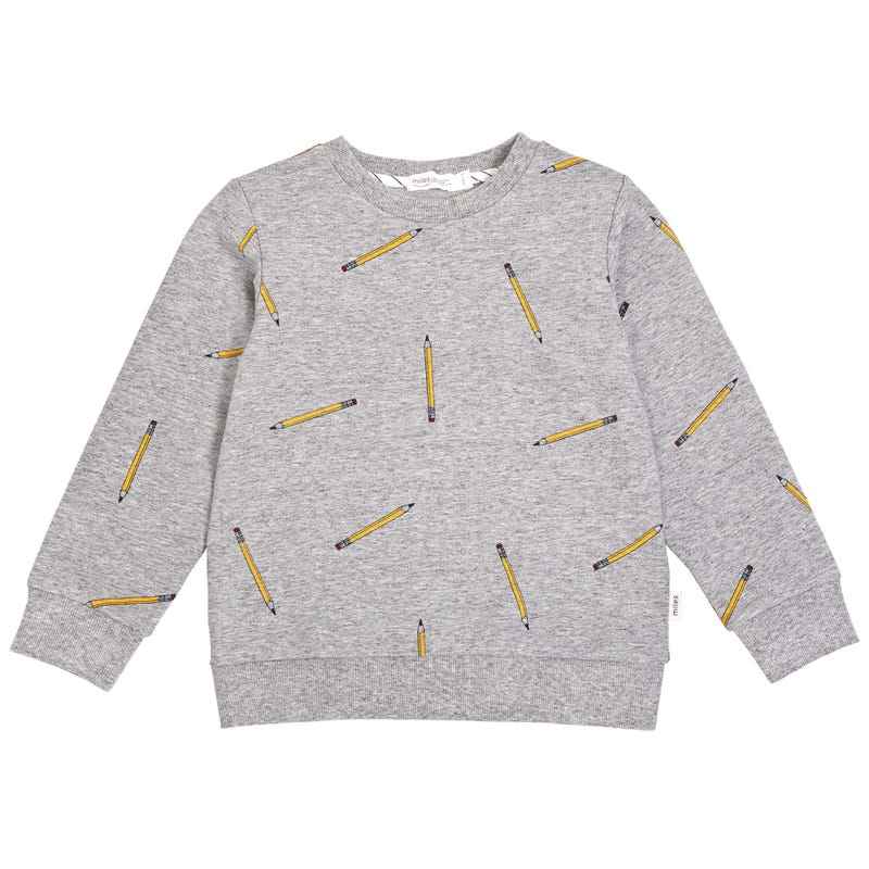 Academy Pencils Sweatshirt 3-7y