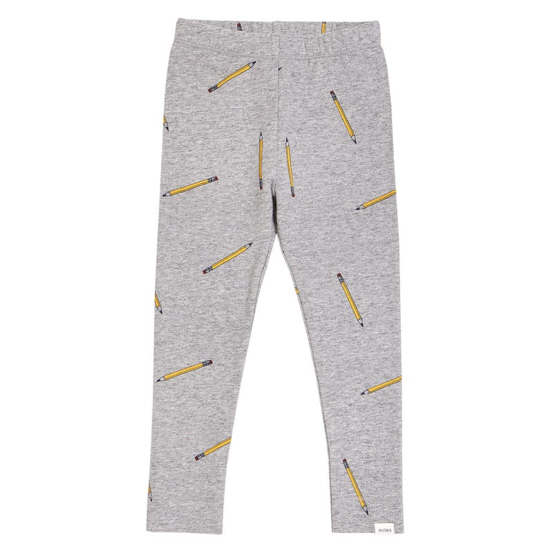Academy Pencils Leggings 3-7y