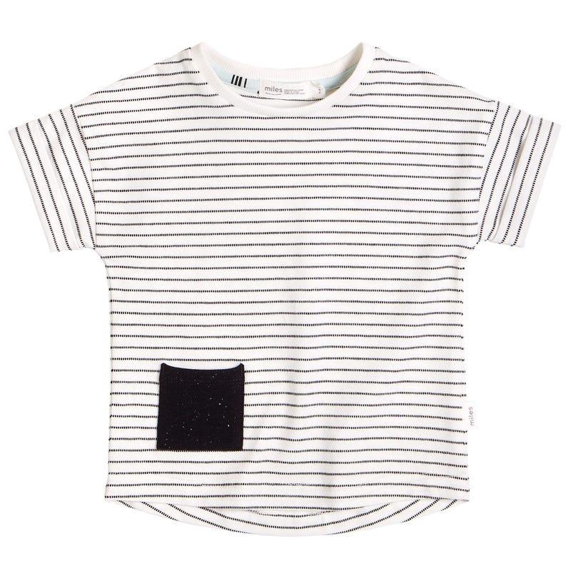 T-Shirt Rayé Bonbon 3-24mois